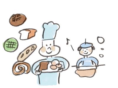 パン好きさん