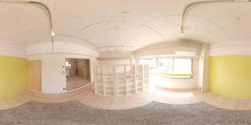 パノラマ:リノベーションミュージアム山王マンション309号室 - Freedom~もっと自由に~