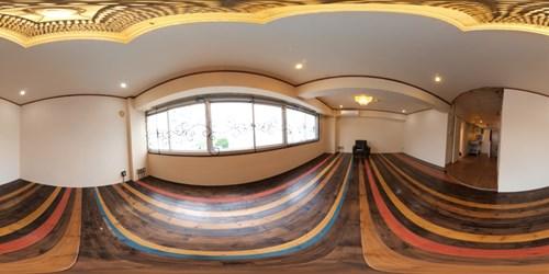 パノラマ:リノベーションミュージアム山王マンション507号室 - 「ROOM NO.507 by AMP」