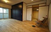 リノベーションミュージアム新高砂マンション501号室 - Navy昭和レトロ空間に、アメリカンっぽいテイストをプラス。