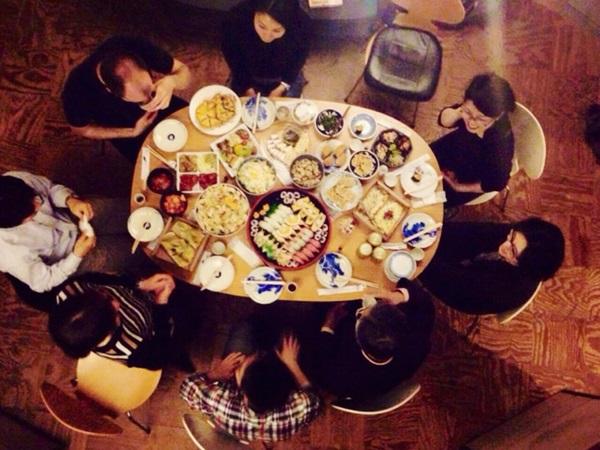 コモンミール(持ち寄り食事会)