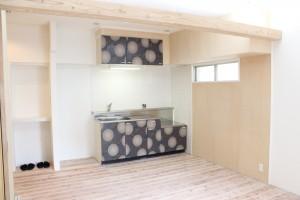 キッチン 新高砂マンション403号室