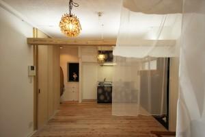 新高砂マンション403号室 キッチン