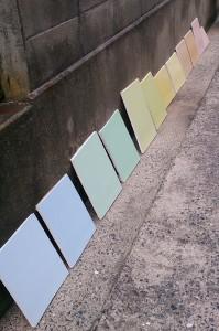 新高砂マンションの虹