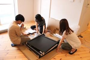 家具組み立て01