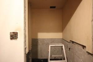 STM502浴室解体跡