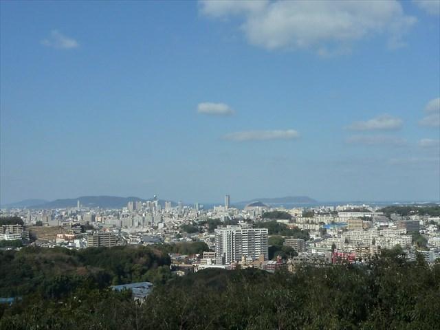 鴻巣山からの眺望_R