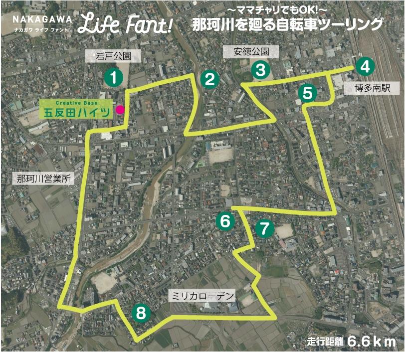 自転車マップ3