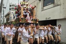 7月12日、博多は追い山ならし!冷泉荘は58歳のお誕生日です!
