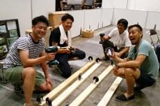 北嵜剛司は、スペースRデザインを卒業します!