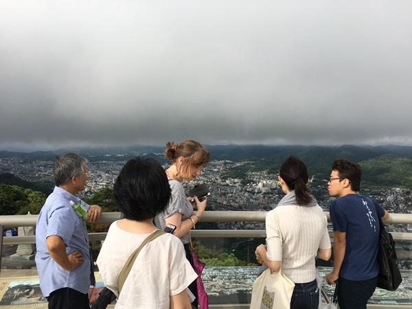 みんなで長崎へ修学旅行
