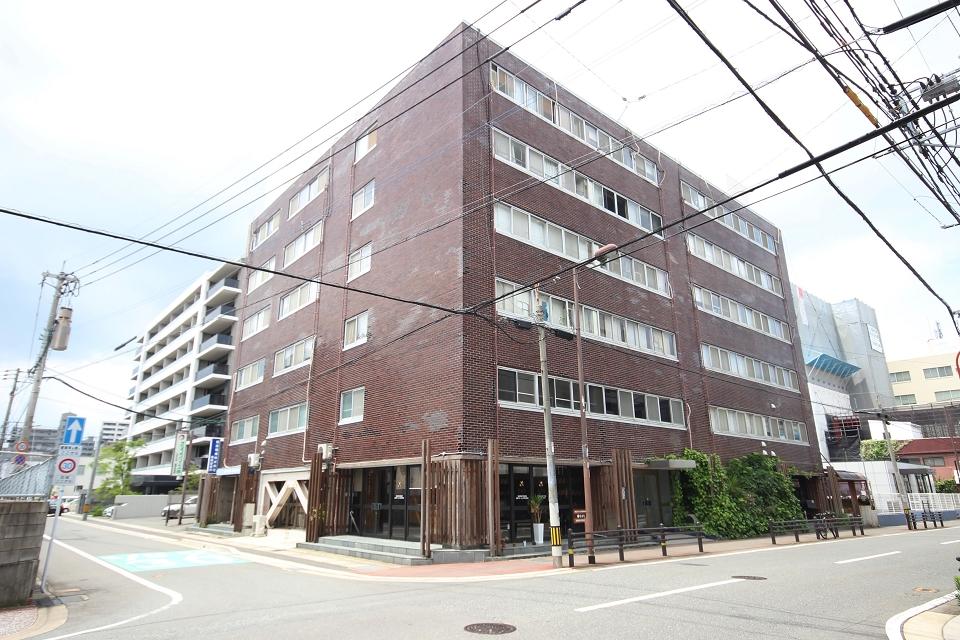 賃貸リノベーションのパイオニア 山王マンション(福岡市博多区)