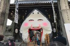 櫛田神社の節分大祭
