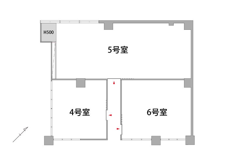 新高砂マンション1階