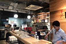 カフェ「FIELD」がオープン