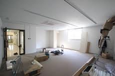 天神パークビル リノベーションオフィス2室がまもなく完成
